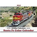 2018 Santa Fe Color Calendar
