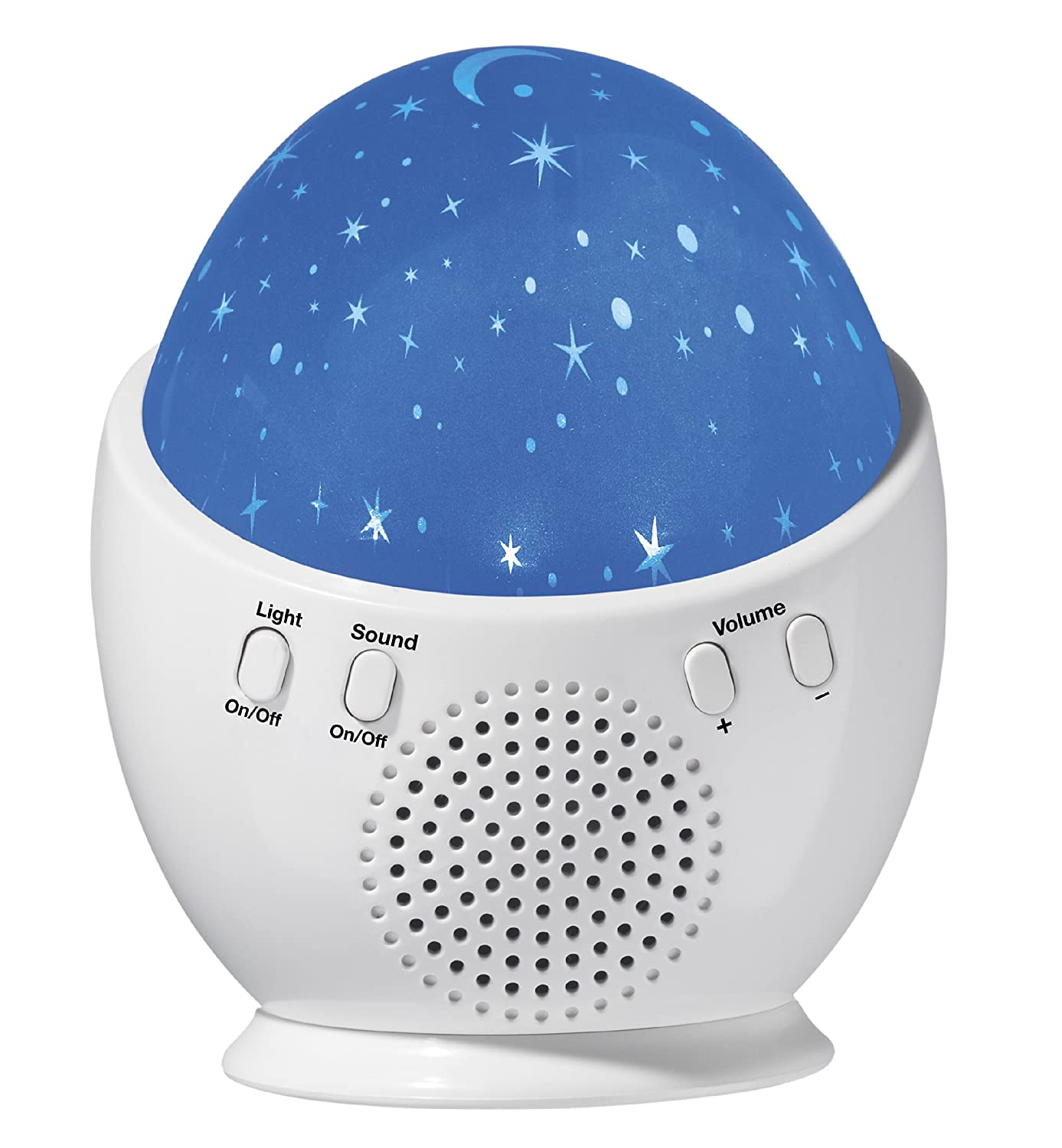 Night Light Sound Machine Baby Dream Tones Led Star Sleep