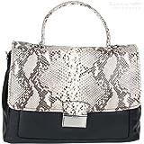 abro 026000-78 Leather Women's Handbag 33 x 25 x 12 CM