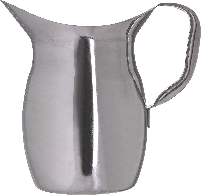Amazon.com: Carlisle 609273 Bell Jarra, 3 Quart, acero ...