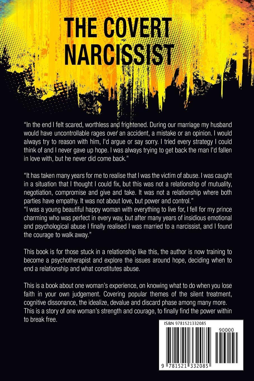 The Covert Narcissist: Amazon co uk: Audrey Davies: 9781521332085: Books
