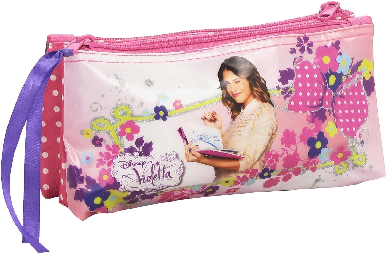 Violetta Neceser pequeño Doble (SAFTA 811429548): Amazon.es: Ropa y accesorios
