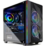 Skytech Chronos Mini Gaming PC Desktop - Intel Core-i7 9700KF 3.6GHz, RTX 2060 6GB, 16GB DDR4 3000, 1TB SSD, AC WiFi, Win 10