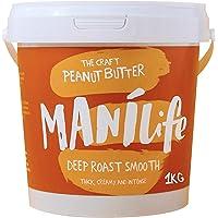 ManiLife Mantequilla de Cacahuete - Peanut Butter