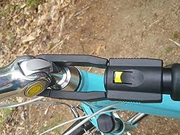 Amazon Com Saris Bike Beam Top Tube Adapter Black