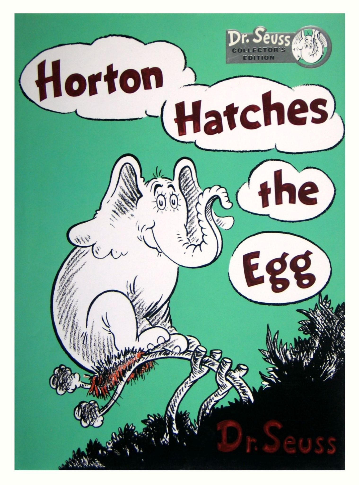 Read Online Horton Hatches the Egg (Kohl's Cares For Kids) PDF