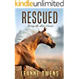 RESCUED: Saving the Lost Horses (The Dimity Horse Mysteries Book 2)