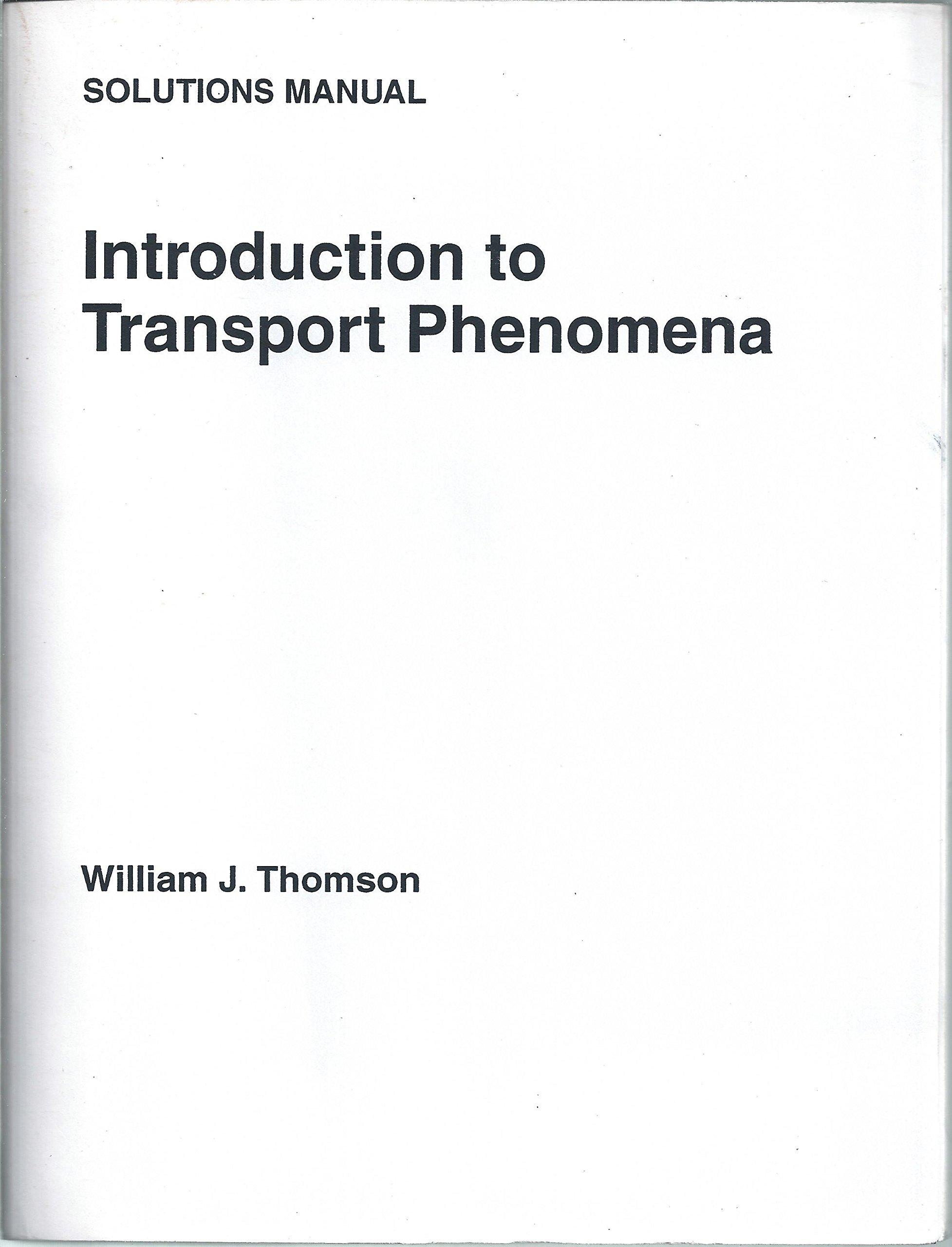 Solutions Manual: Mike Woodring, William Thomson: 9780130192349:  Amazon.com: Books