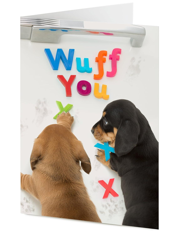 Te WUFF onlyyoucase - Carcasa cachorro perros arreglar mensaje y ...