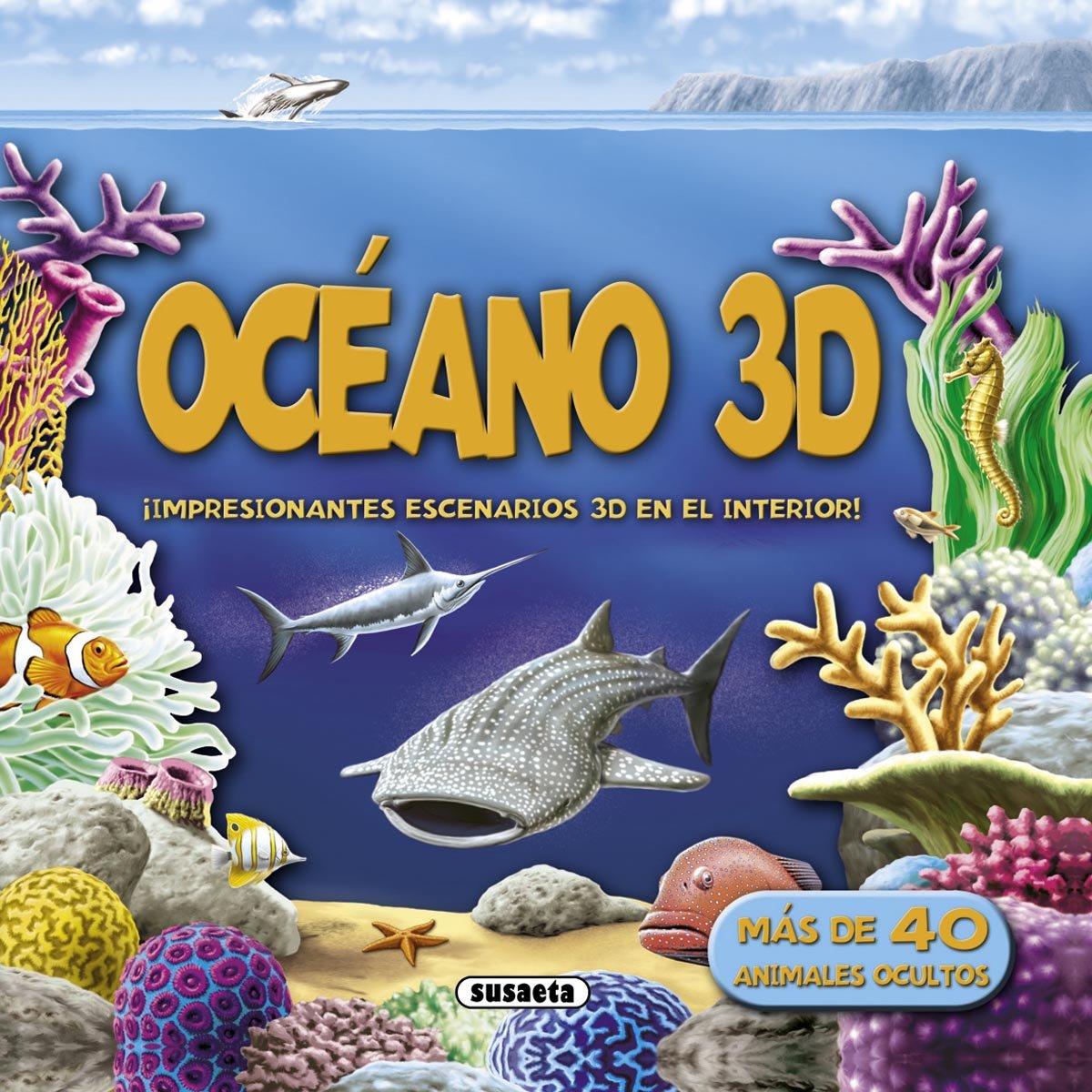 libros 3 dimensiones infantiles
