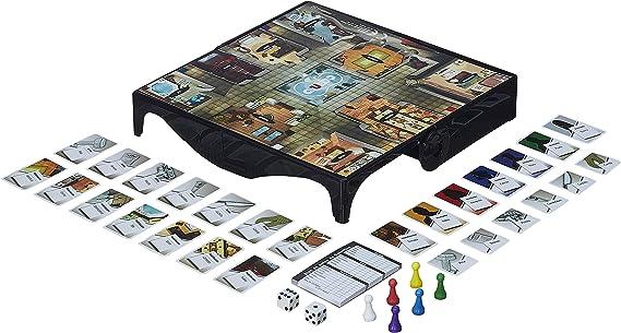 Hasbro Gaming Gaming Travel Cluedo Viaje (Versión Española) (Hasbro Spain B0999105): Amazon.es: Juguetes y juegos