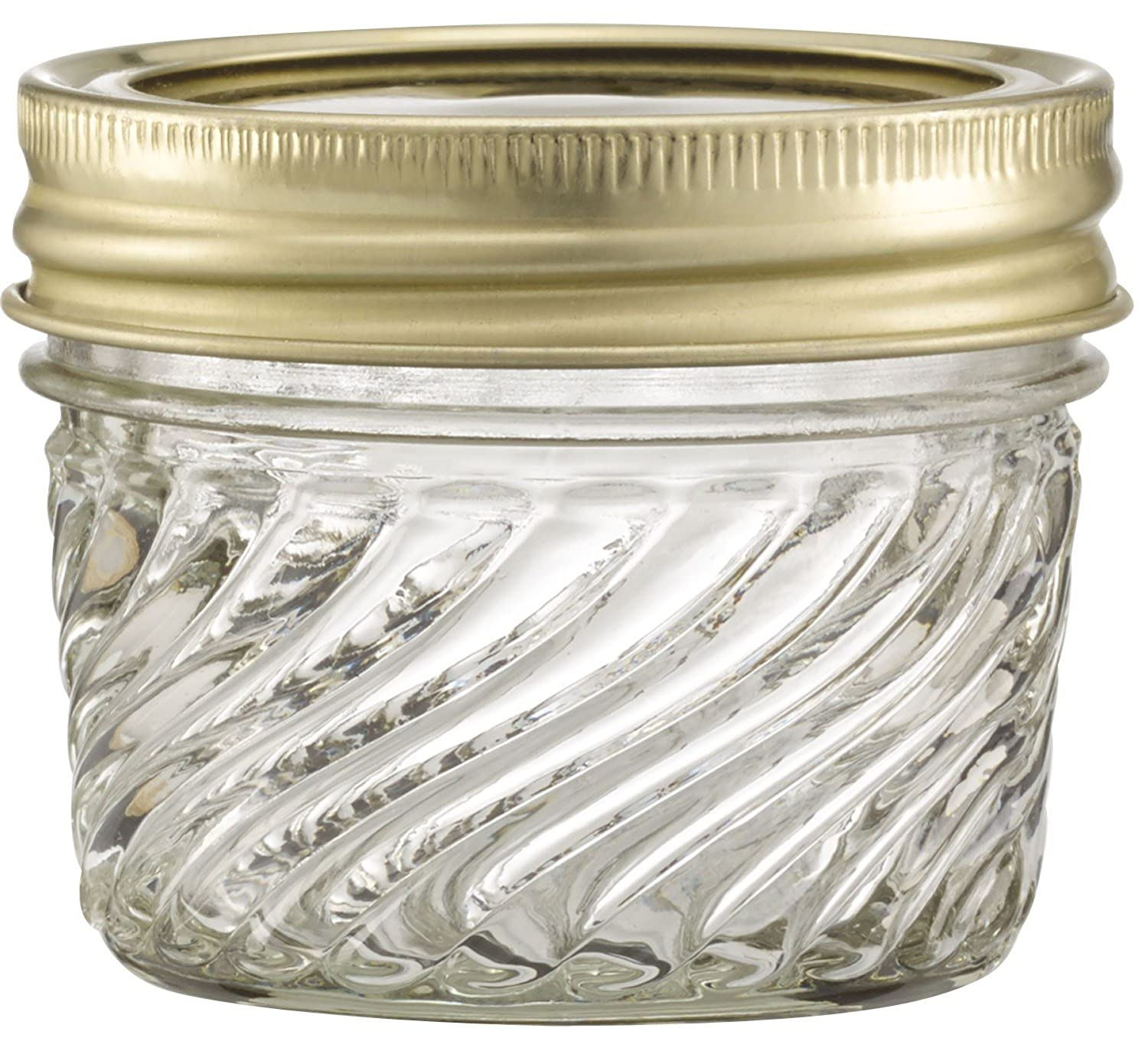 glass jelly jars with lids and bands set of 12 4 oz regular mouth other. Black Bedroom Furniture Sets. Home Design Ideas