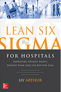 Performance improvement for healthcare leading change with lean lean six sigma for hospitals improving patient safety patient flow and the bottom line fandeluxe Image collections