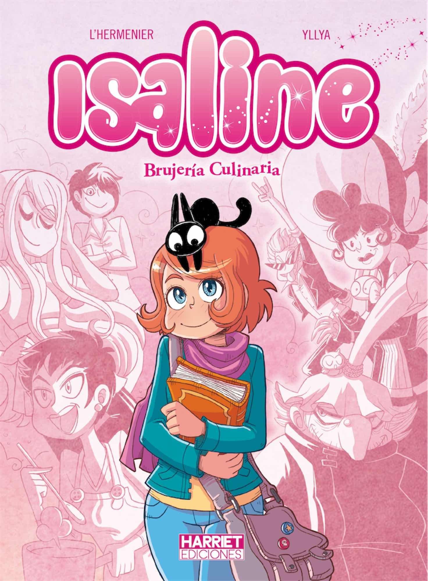 ISALINE BRUJERIA CULINARIA (Spanish) Hardcover – 2018