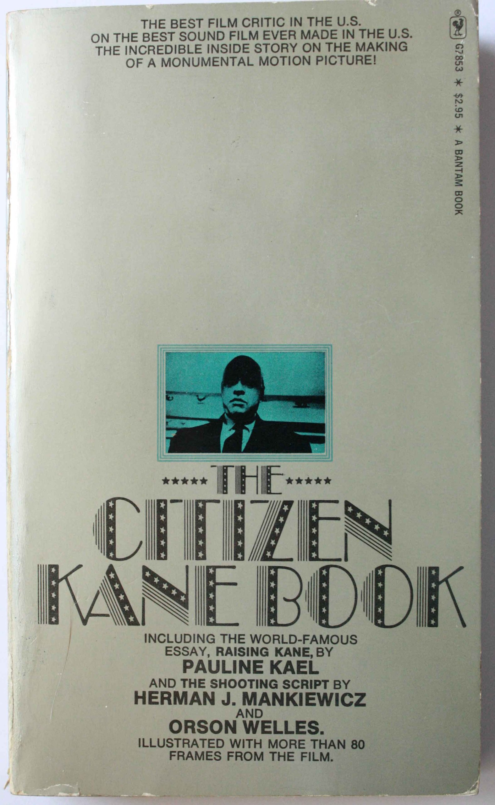 citizen kane book amazon co uk pauline kael books