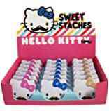 Hello Kitty Sweet Staches Candy Tin Single Count