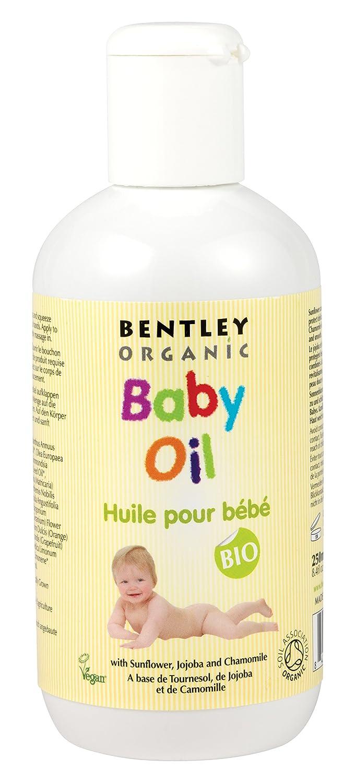 Bentley Organic Baby Oil - 250ml (Pack of 2) Stephenson Group ABE-018