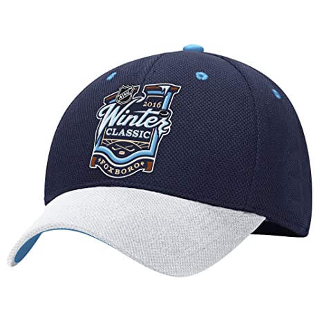 7e4dec149d4 Image Unavailable. Image not available for. Color  NHL Winter Classic Men s  Structured Adjustable Hat