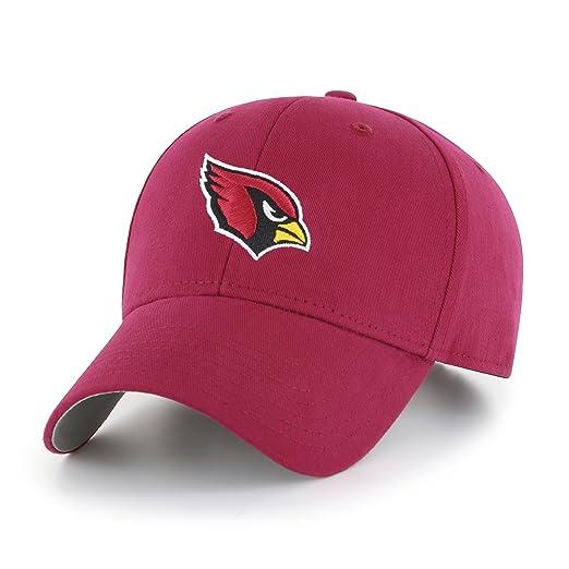 3d45147bf Amazon.com : NFL Arizona Cardinals Children Cinch Ots All-Star MVP Adjustable  Hat, Toddler, Dark Red : Clothing