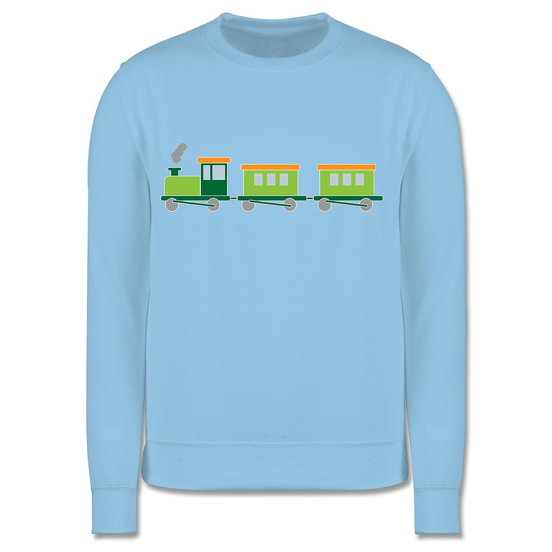 Kinder Pullover Shirtracer Fahrzeuge Kind Kleiner Zug