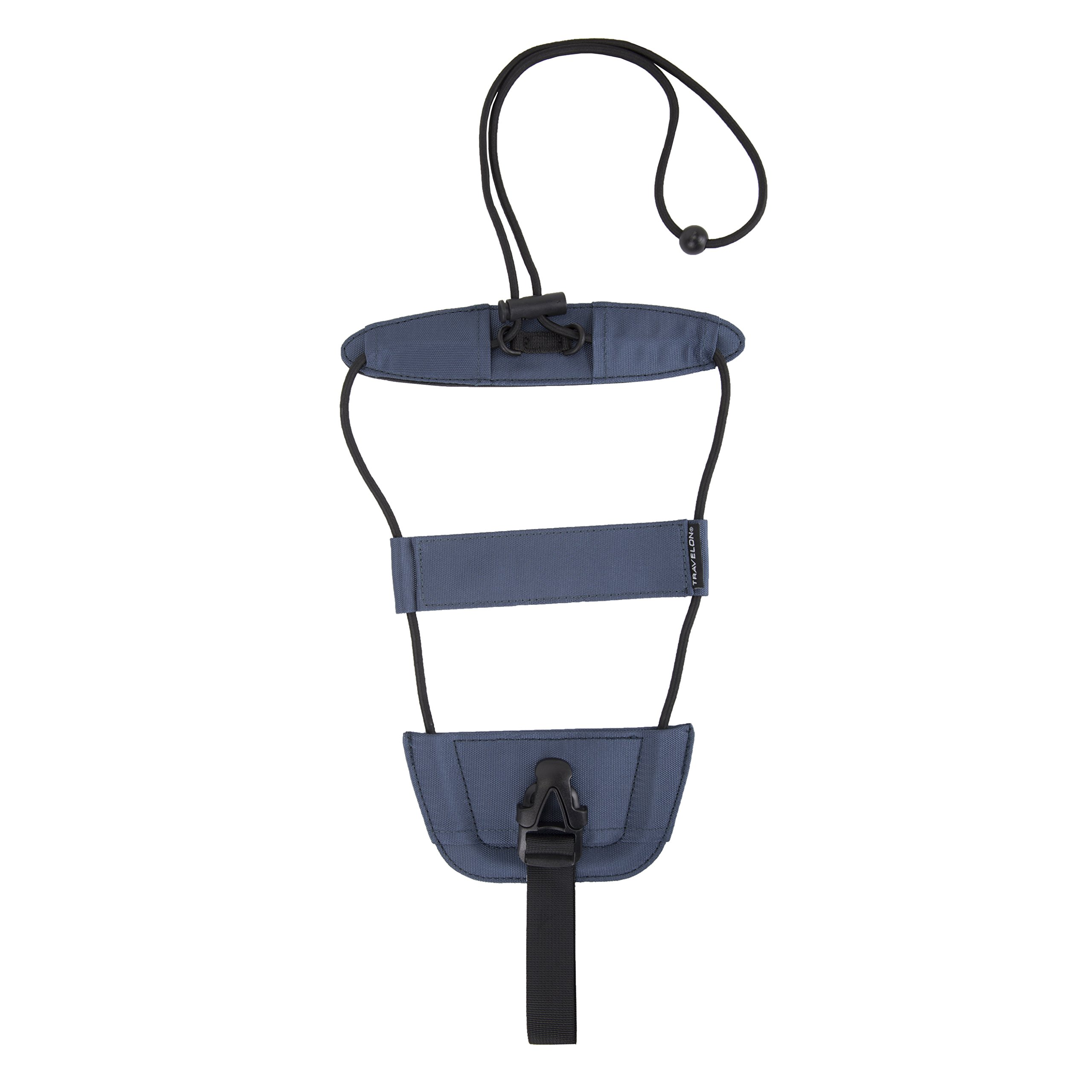 Travelon Bag Bungee, New Navy-Exclusive Color