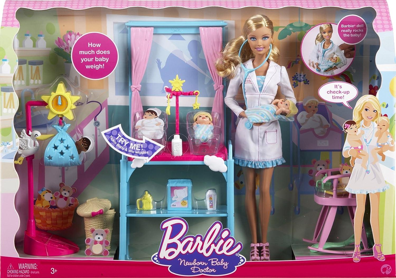 Barbie Baby Doctor Playset Medmind Co Uk