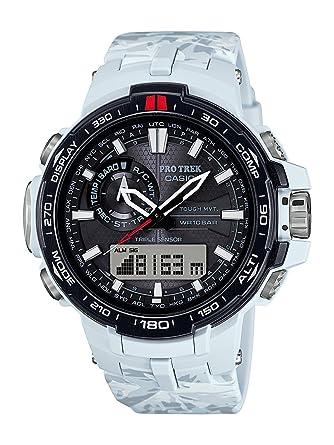 4f6d5b46fd Amazon | CASIO (カシオ) プロトレック PROTREK 腕時計 PRW-6000SC-7 ...