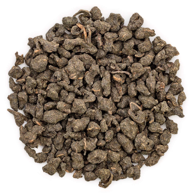 Oriarm 100g / 3.53oz Lan Gui Ren Ginseng Oolong Tea Loose Leaf - Chinese High Mountain Taiwan Oolong Tea Leaves - Brew Hot or Iced Tea
