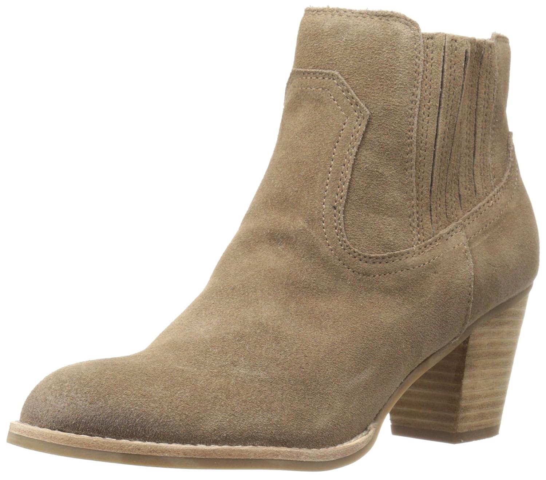 Dolce Vita Women's Jenna Boot B01H11CDOG 6.5 B(M) US|Dark Taupe