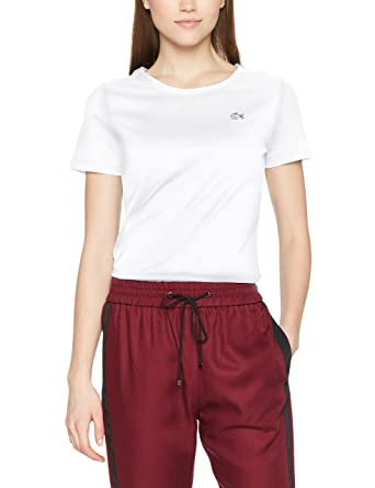 6598ee84db Lacoste T- Shirt Femme: Amazon.fr: Vêtements et accessoires