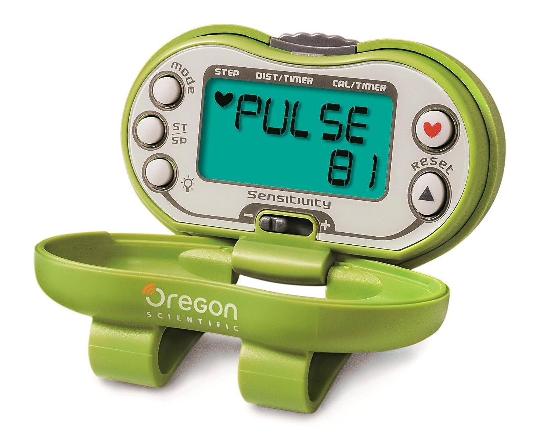 Oregon Scientific Cuenta pasos con pulsómetro
