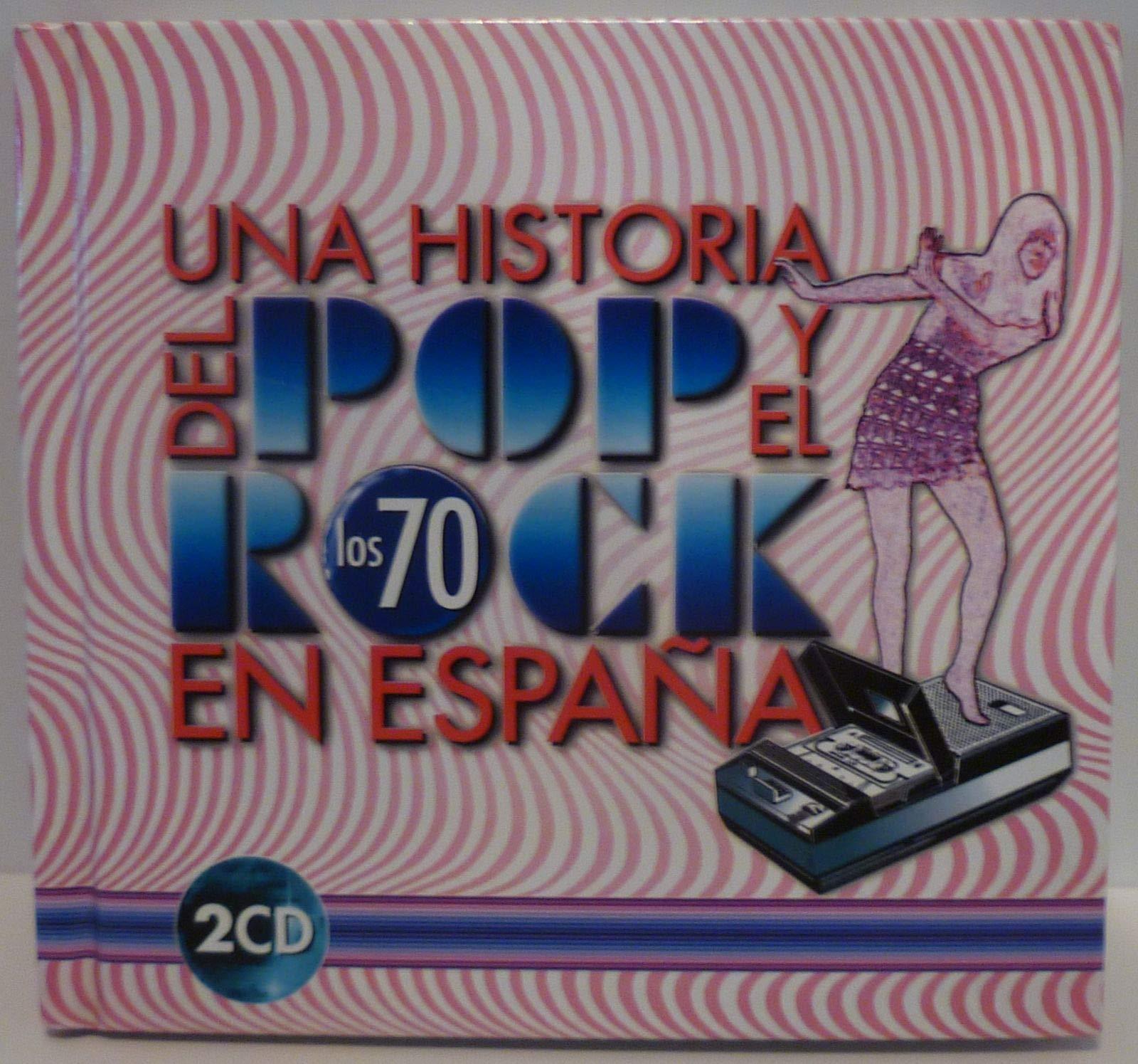 Una historia del pop y el rock en España: los 70: Amazon.es: Iñigo, Pardo: Libros