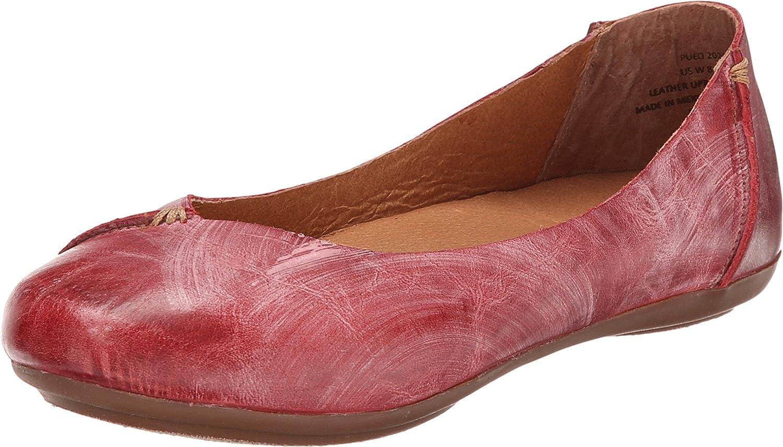OLUKAI Pueo - Women's Ballet Flats B00L2IMWRI 9.5 B(M) US Sangria/Sangria