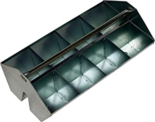 product image for MB78010 Klenk Stak-N-Tote Fittings Tote Tray, 8 Compartment