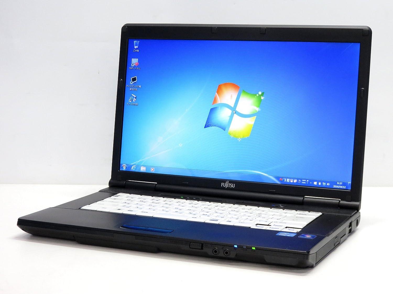FUJITSU 富士通 LIFEBOOK A561/C Core i5 4GB 160GB DVDスーパーマルチ 15.6型液晶 Windows7 Professional 中古 中古パソコン 中古ノートパソコン B00SWQPOUK, オオチグン caa321e8