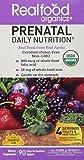 Country Life Real Food Organics Prenatal Multivitamin Tabs, 90 ct