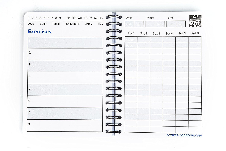 workout logbook