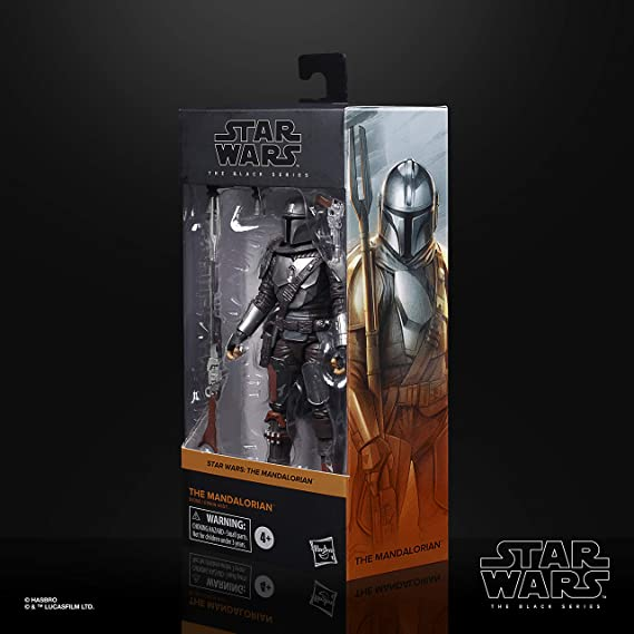 STAR WARS The Black Series THE MANDALORIAN BESKAR ARMOR #01 IN HAND SHIPS NOW