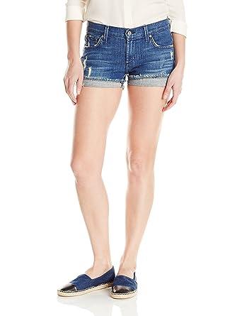 Amazon.com: James Jeans Women's Shorty Slouchy