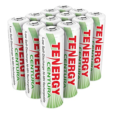 Review Tenergy AA Rechargeable NIMH