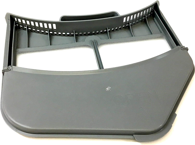OEM Samsung Dryer Lint Filter Screen Trap Shipped With DV56H9100GG, DV56H9100GG/A2, DV56H9100GW, DV56H9100GW/A2