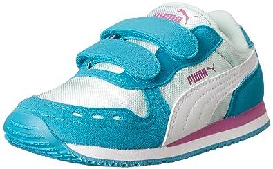 b61f74fbfc5 PUMA Cabana Racer Mesh V Kids Classic Sneaker (Infant Toddler Little Kid