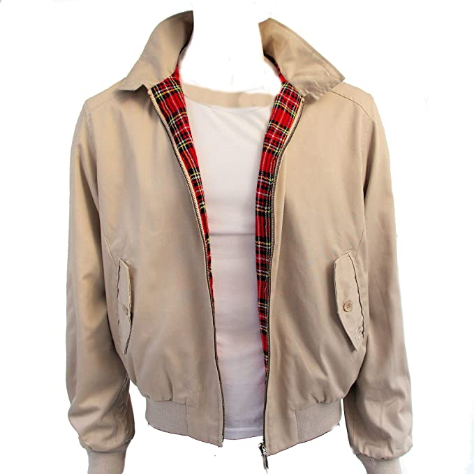 Warrior - Chaqueta - para hombre beige piedra: Amazon.es ...