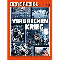 DER SPIEGEL 40/2016: Verbrechen Krieg