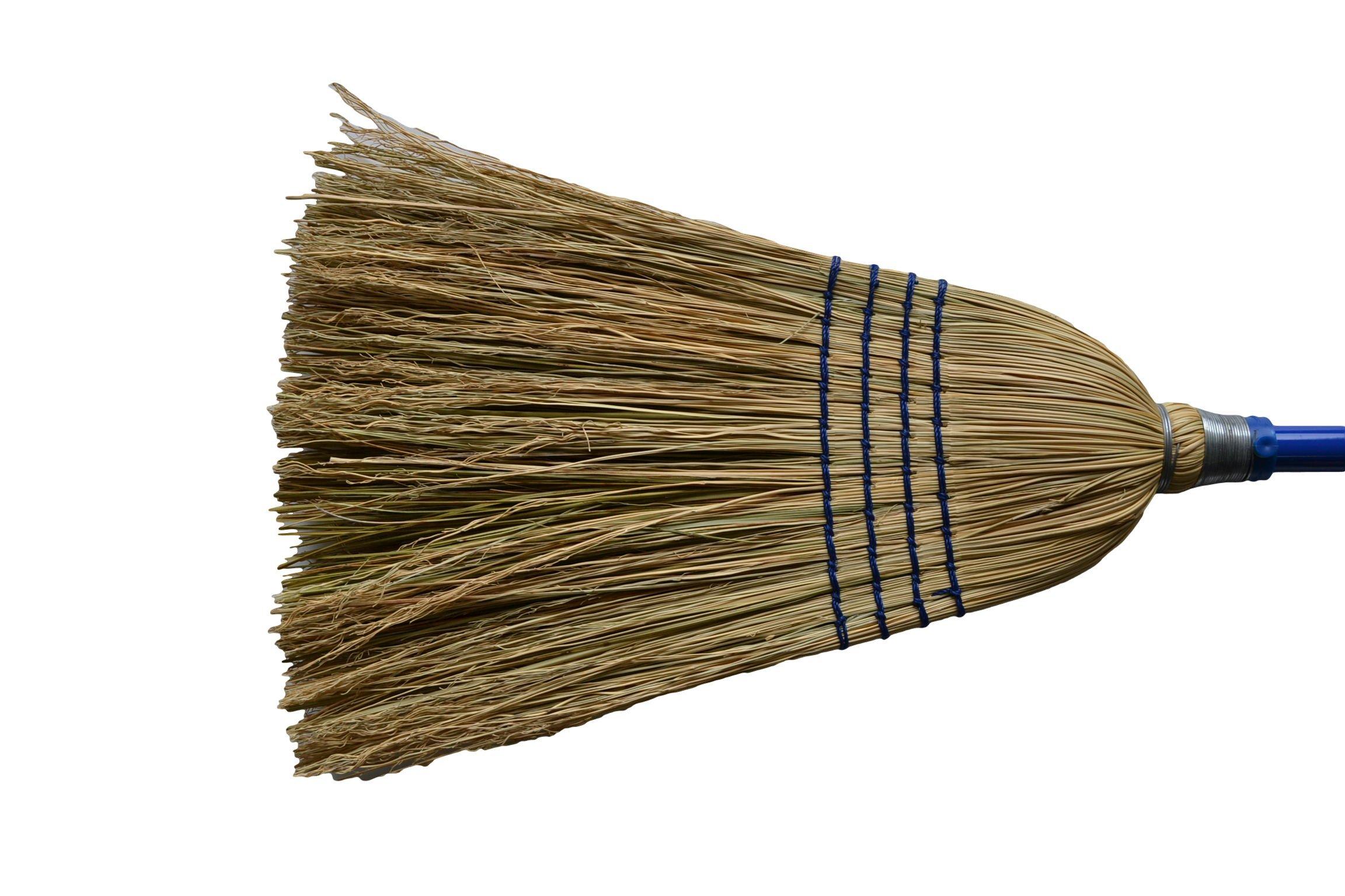 Starmax Easy Sweep Corn Broom, Pack of 6, 010-12M