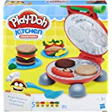 Play-Doh - Kitchen Creations Il Burger Set, B5521EU6