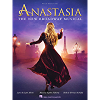 Anastasia Songbook: The New Broadway Musical book cover