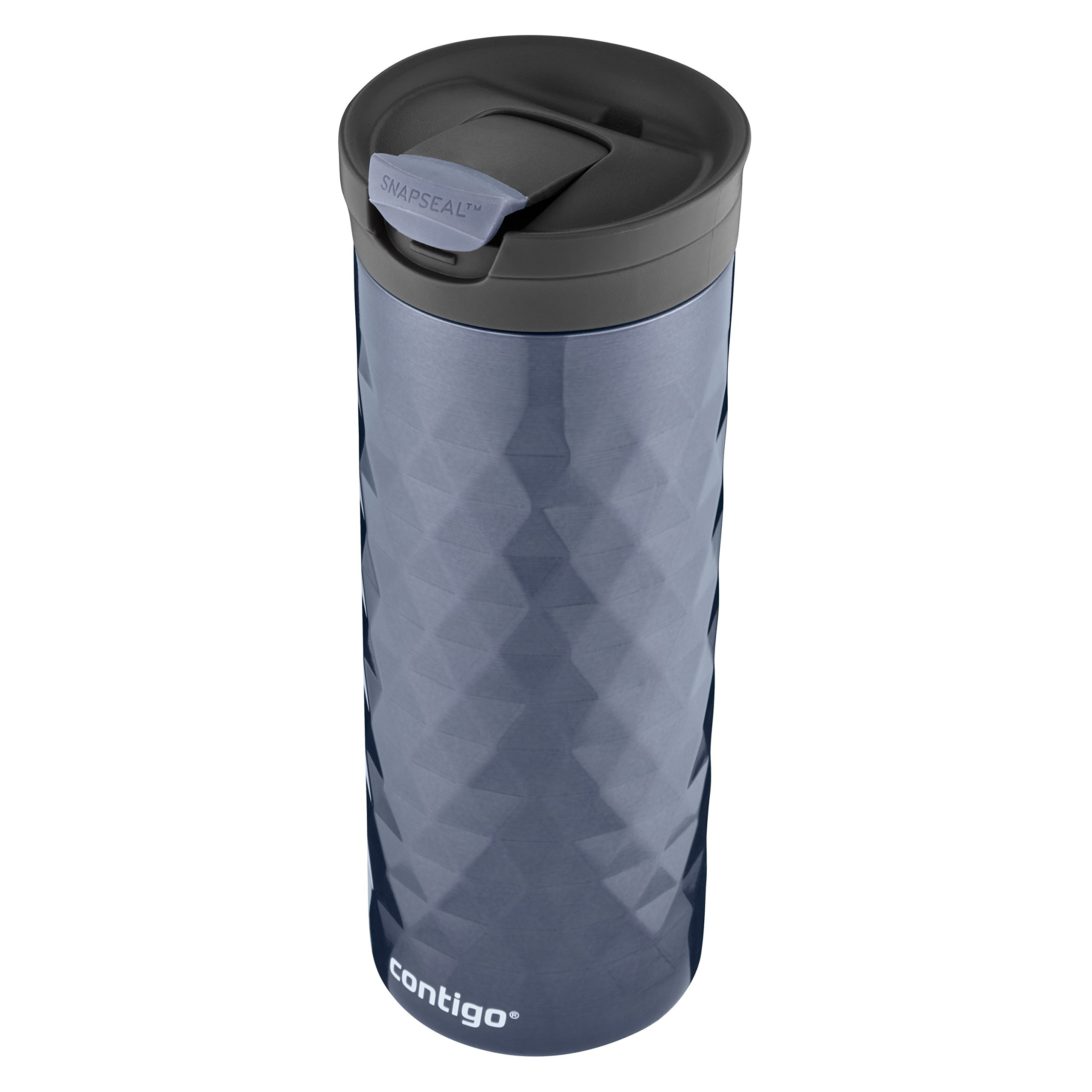 Contigo SnapSeal Kenton Stainless Steel Travel Mug, 20 oz, Serenity by Contigo (Image #4)
