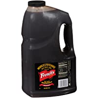Deals on Frenchs Worcestershire Sauce, 128 Fluid Ounce