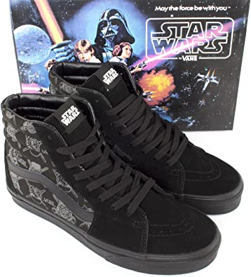 vans homme star wars